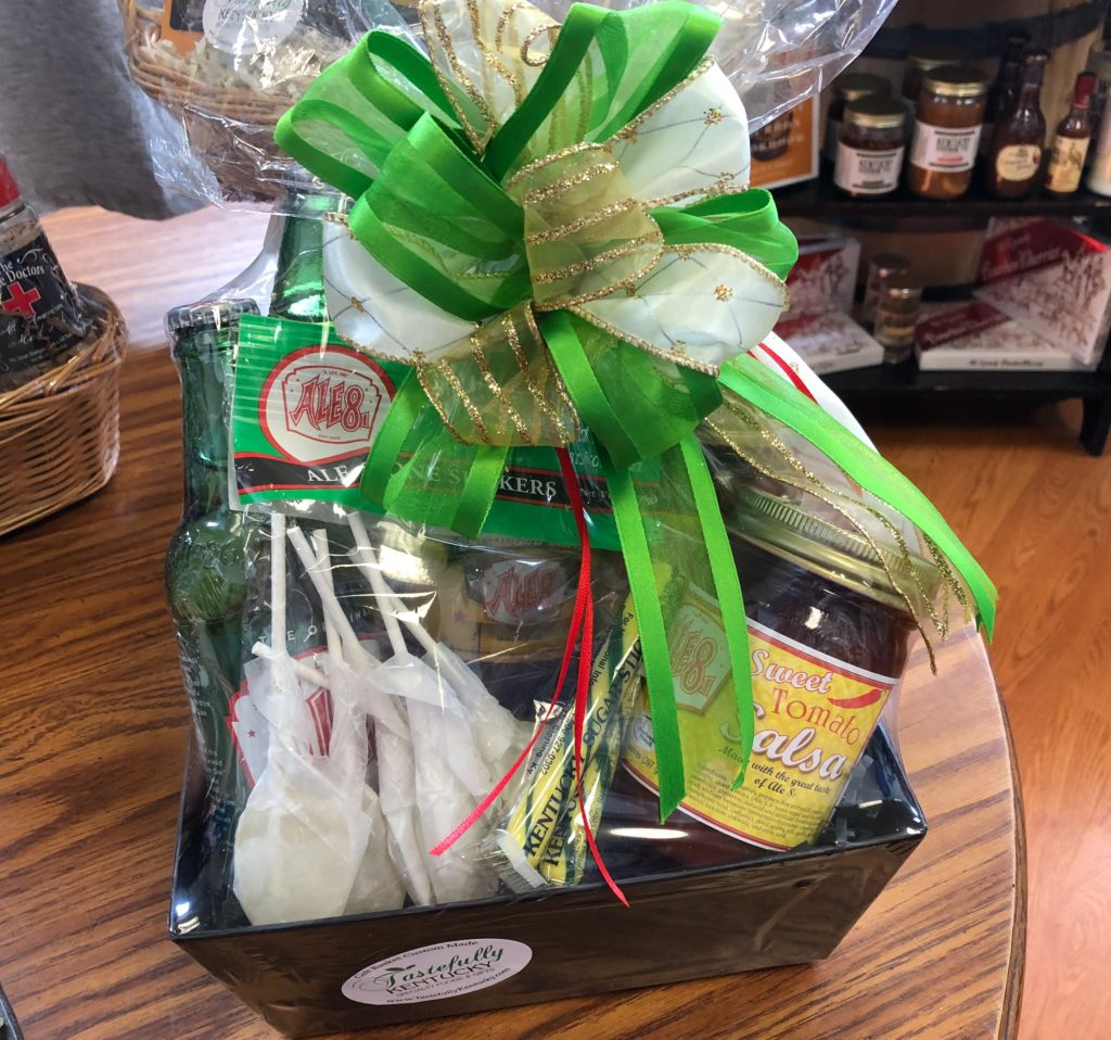 Ale-8-One Gift Basket