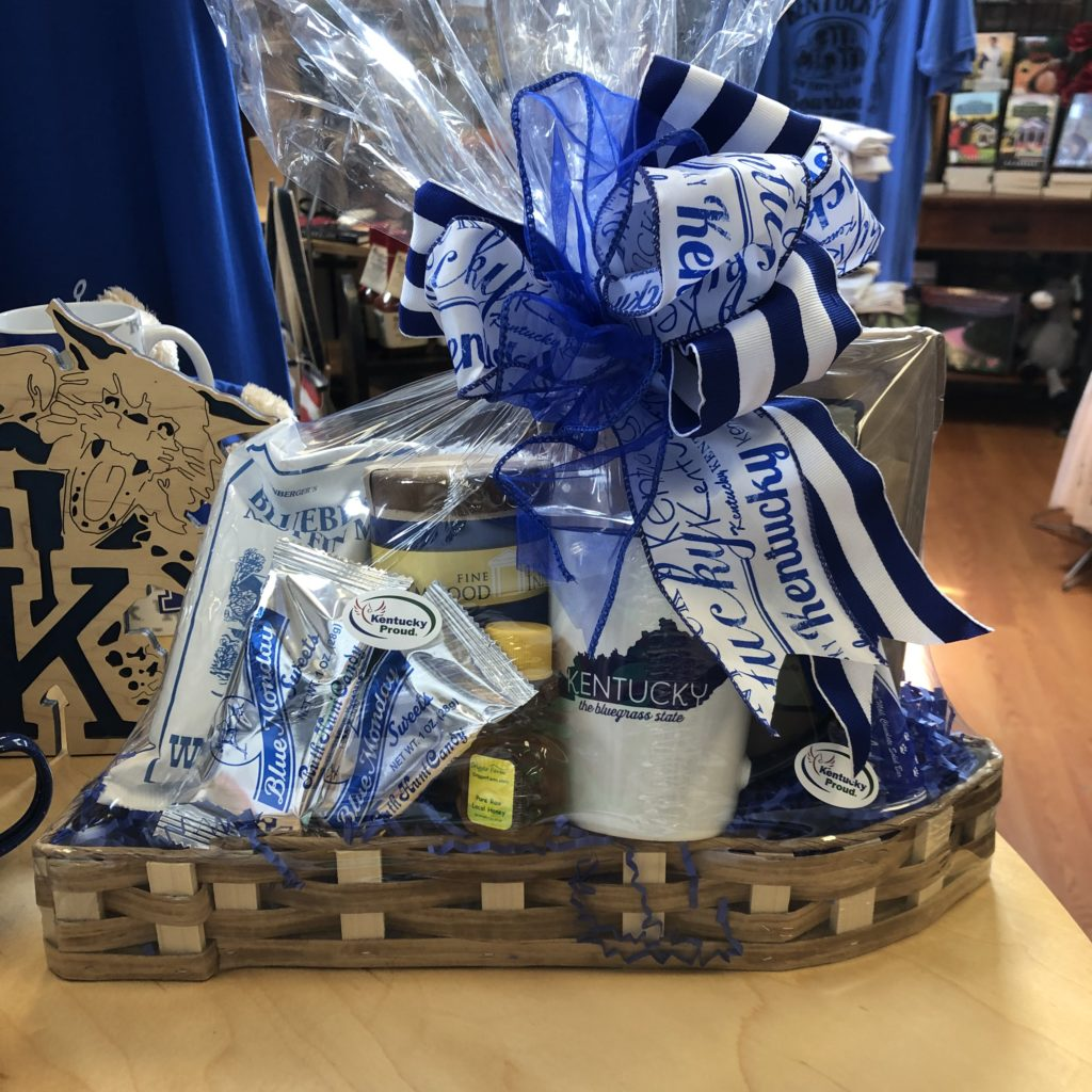 Kentucky Proud Gift Basket